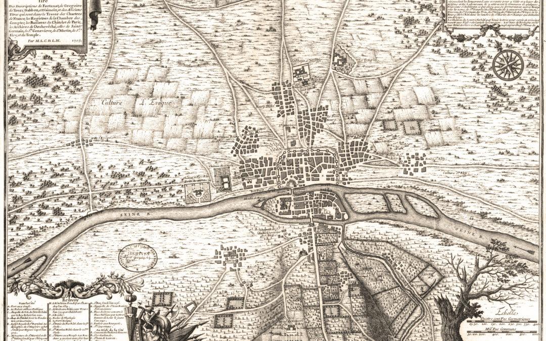 Paris Circa 1180