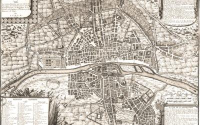 Paris Circa 1422