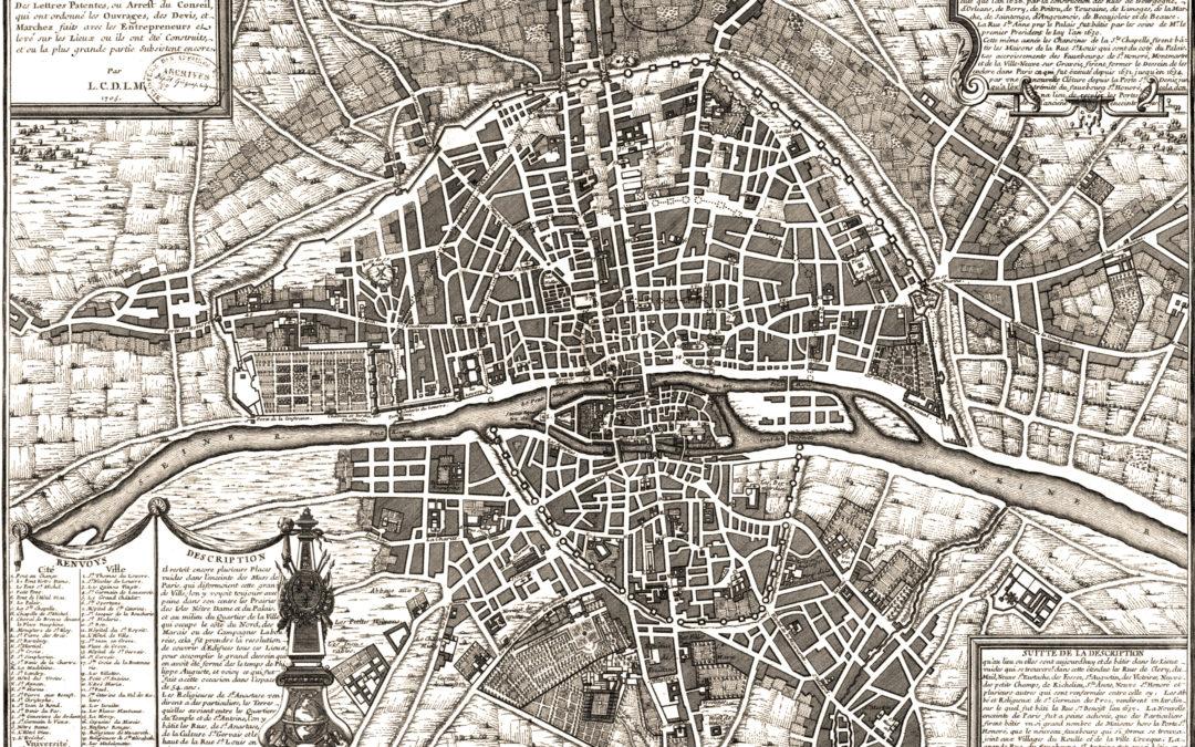 Paris 1643