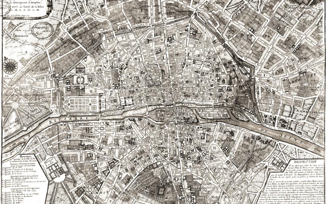 Paris 1705